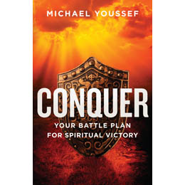 Conquer: Your Battle Plan for Spiritual Victory (5 Books)