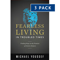 Fearless Living in Troubled Times (3 Books)