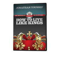The Attitudes of the Beatitudes: How to Live Like Kings  (DVD)